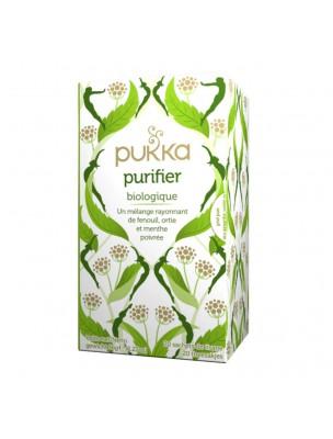 Purifier Bio - Infusion 20 sachets - Pukka Herbs
