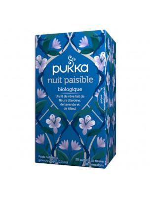 Nuit Paisible Bio - Infusion 20 sachets - Pukka Herbs