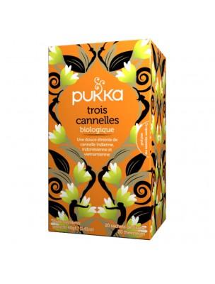 Trois Cannelle Bio - Infusion 20 sachets - Pukka Herbs