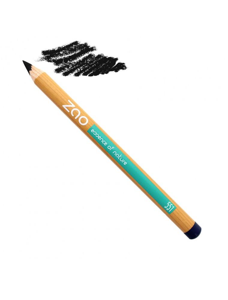 Crayon Bio - Noir 551 1,14 grammes - Zao Make-up