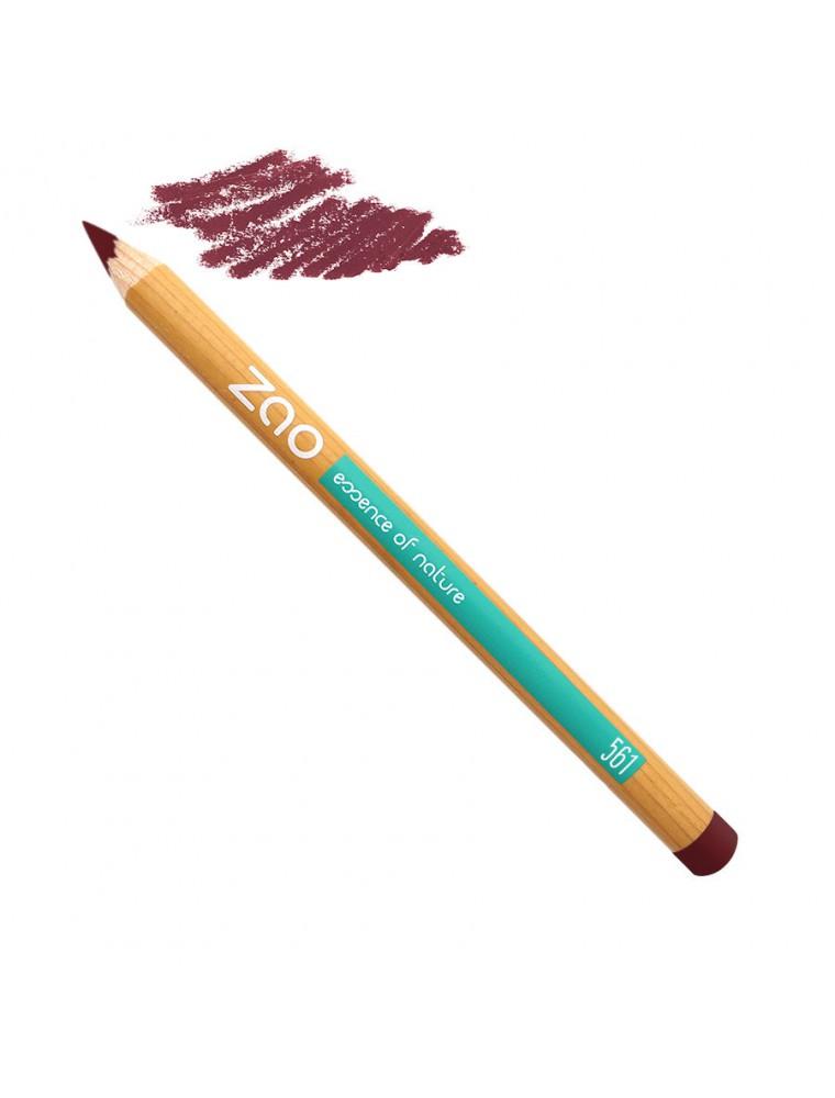 Crayon Bio - Ocre rouge 561 1,14 grammes - Zao Make-up