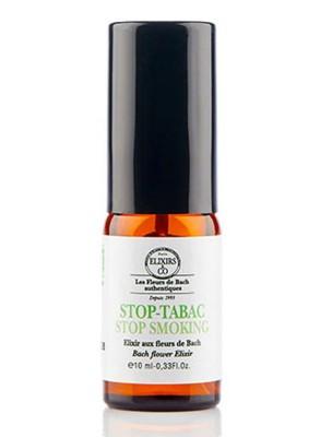 Spray buccal Bio aux Fleurs de Bach - Contre la dépendance au tabac 10 ml - Elixirs and Co