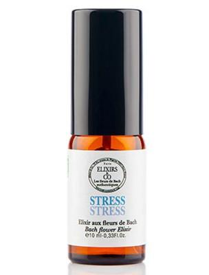 Spray buccal Bio aux Fleurs de Bach - Contre le stress 10 ml - Elixirs and Co