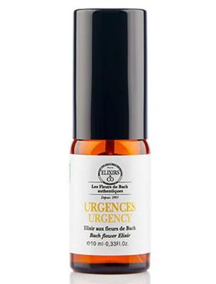 Spray buccal Bio aux Fleurs de Bach - Pour les urgences 10 ml - Elixirs and Co
