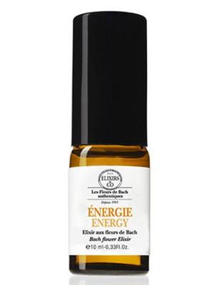 Spray buccal Bio aux Fleurs de Bach - Pour l'énergie 10 ml - Elixirs and Co