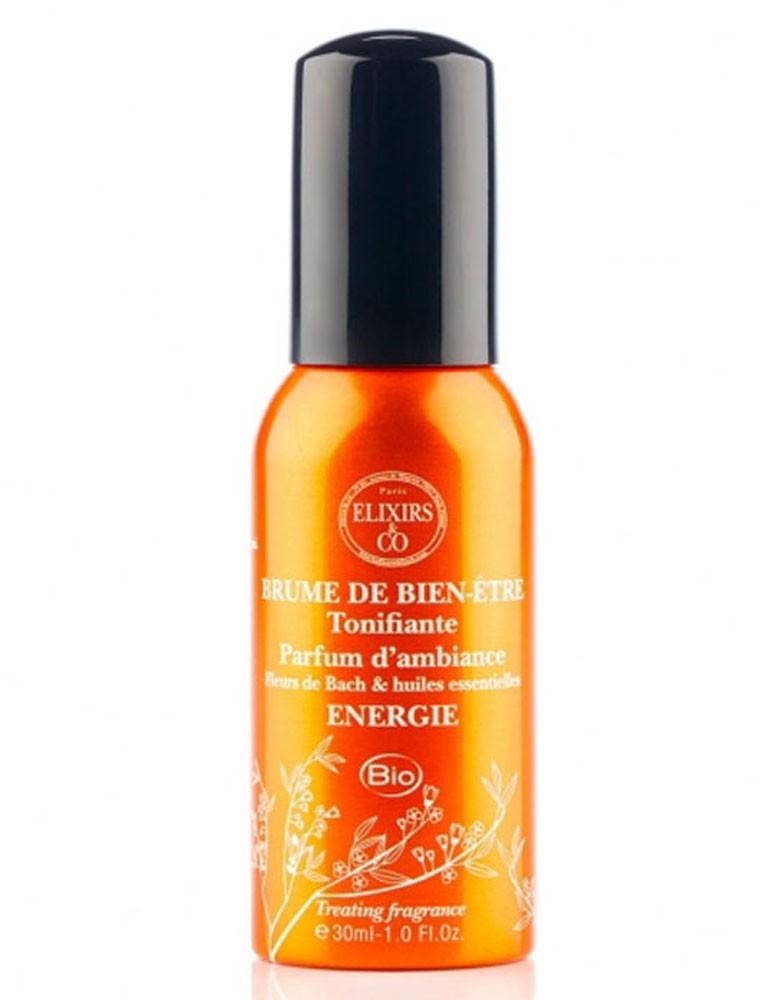 Brume de bien-être aux Fleurs de Bach - Pour l'énergie 30 ml - Elixirs and Co