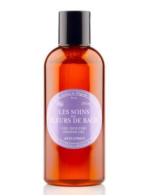 Gel douche corps anti-stress Bio aux Fleurs de Bach 200 ml - Elixirs and Co