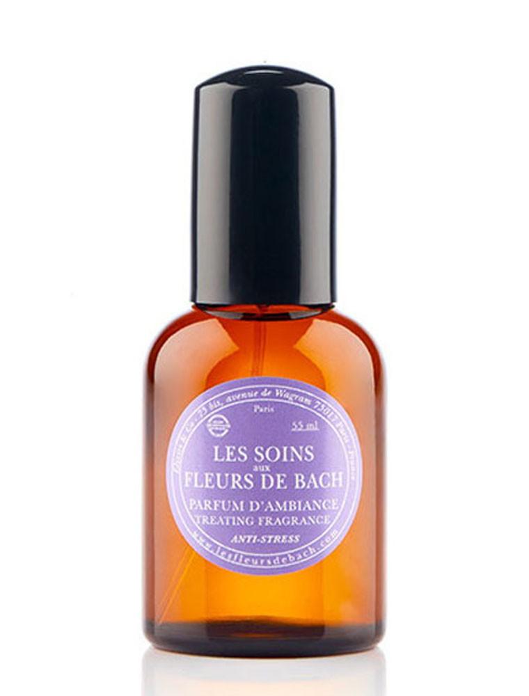 Parfum d'ambiance anti-stress Bio aux Fleurs de Bach 200 ml - Elixirs and Co