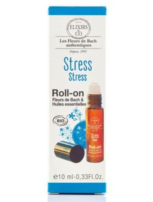 Roll-on Stress Bio aux Fleurs de Bach 10 ml - Elixirs and Co