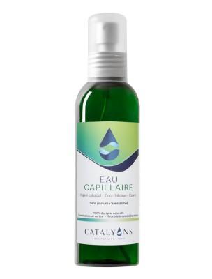 Eau Capillaire à l'Argent Colloïdal et à la Chlorophylle - Fortifie 150 ml - Catalyons