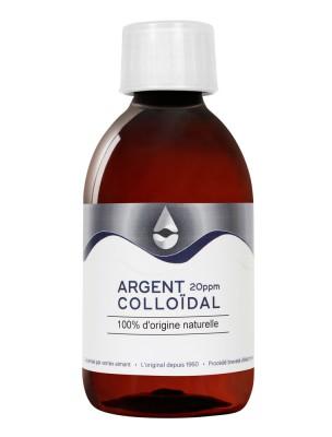 Argent colloïdal - Oligo-élément 150 ml - Catalyons
