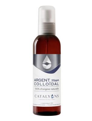 Argent colloïdal - Vaporisateur 150 ml - Catalyons