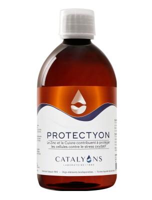 Protectyon (Ex Sulfatyon et Lergyon) - Oligo-éléments 500 ml - Catalyons