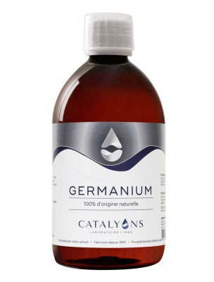 Germanium - Oligo-élément 500 ml - Catalyons