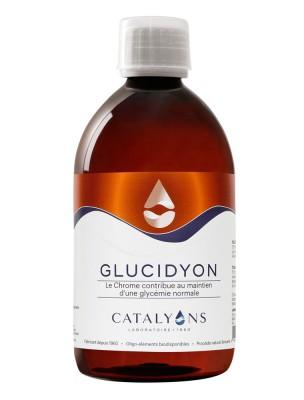 Glucidyon - Glycémie Oligo-éléments 500 ml - Catalyons