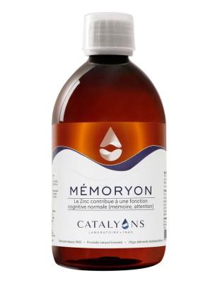Memoryon - Mémoire Oligo-éléments 500 ml - Catalyons