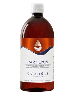 Cartilyon - Cartilages et Tissus conjonctifs Oligo-éléments 1000 ml - Catalyons