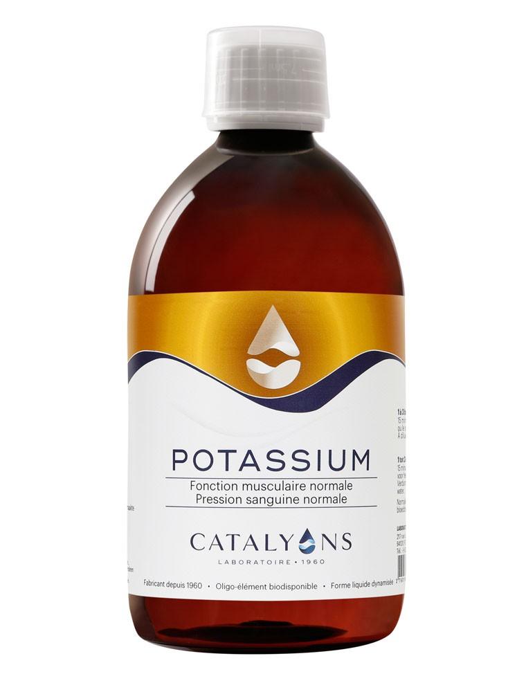 Potassium - Oligo-élément 500 ml - Catalyons