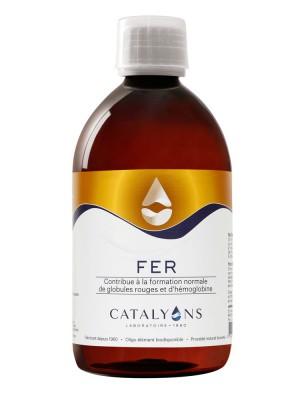 Fer - Oligo-élément 500 ml - Catalyons