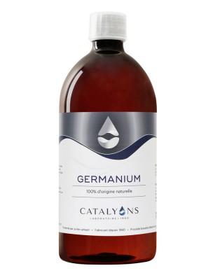 Germanium - Oligo-élément 1 litre - Catalyons