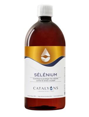 Sélénium - Oligo-élément 1000 ml - Catalyons