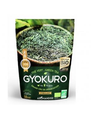 Thé Gyokuro Bio - Thé Vert 50 g - Aromandise