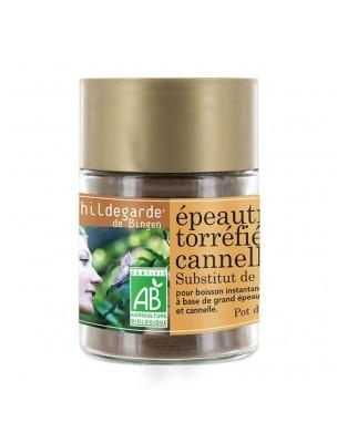 Epeautre torréfiée Cannelle Bio - Mélange selon Hildegarde de Bingen 50 g - Aromandise
