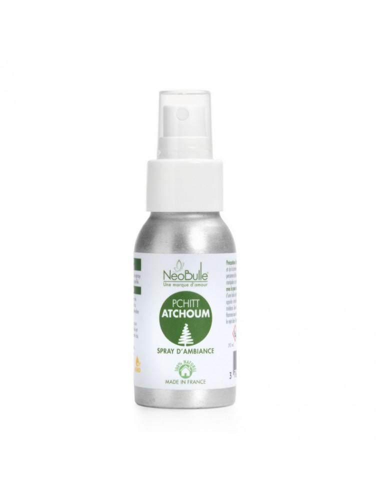 Pschitt Atchoum Bio - Spray d'Ambiance 50 ml - Néobulle
