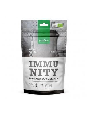 Immunity Mix Bio - Mélange de SuperFoods 100g - Purasana