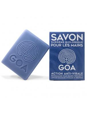 Goa Bio - Savon pour les mains Action anti-virale 150 g - Gaiia