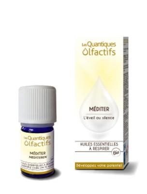 Image de Mediter Bio - Développement personnel 5 ml - Les Quantiques Olfactifs depuis Les Quantiques Olfactifs à l'herboristerie Louis