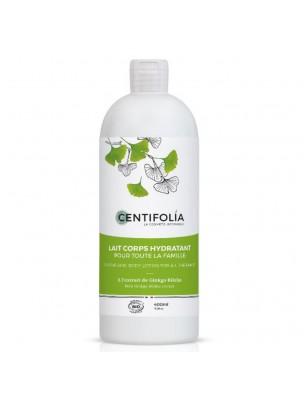 Lait Corps Hydratant Bio - Pour toute la Famille 400 ml - Centifolia