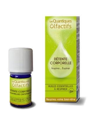 Image de Détente Corporelle - Vie quotidienne 5 ml - Les Quantiques Olfactifs depuis Les Quantiques Olfactifs à l'herboristerie Louis