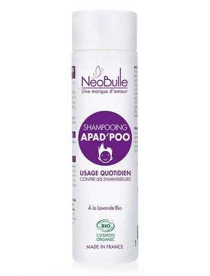 Shampoing Protecteur Apad'Poo Bio - 200 ml - Néobulle