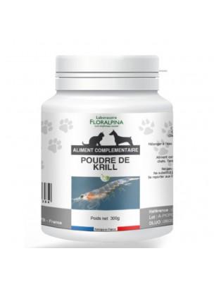 Poudre de Krill - Articulations et Immunité Chiens et Chats 100g - Floralpina
