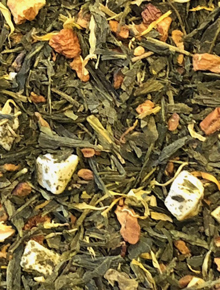 Balade au verger Bio - Thé vert 100g - L'Autre thé