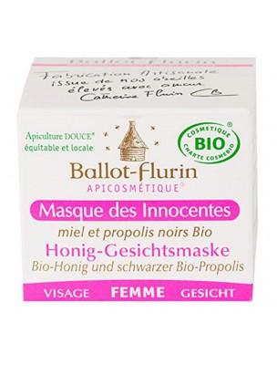 Masque des Innocentes Bio - Visage 30 ml - Ballot-Flurin