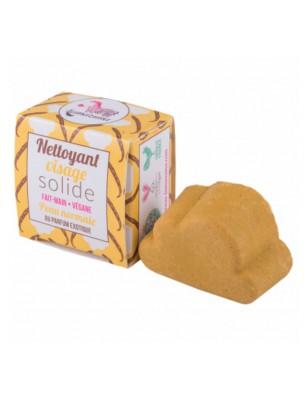 Nettoyant Visage Solide - Peaux Normales 25 ml - Lamazuna