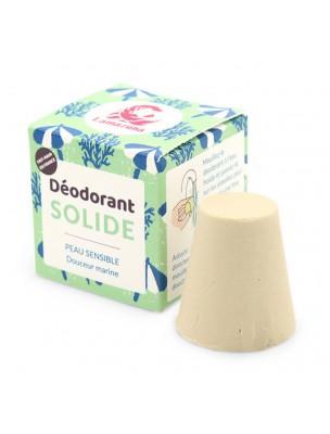 Déodorant solide Vegan sans aluminium - Douceur Marine 30 grammes - Lamazuna