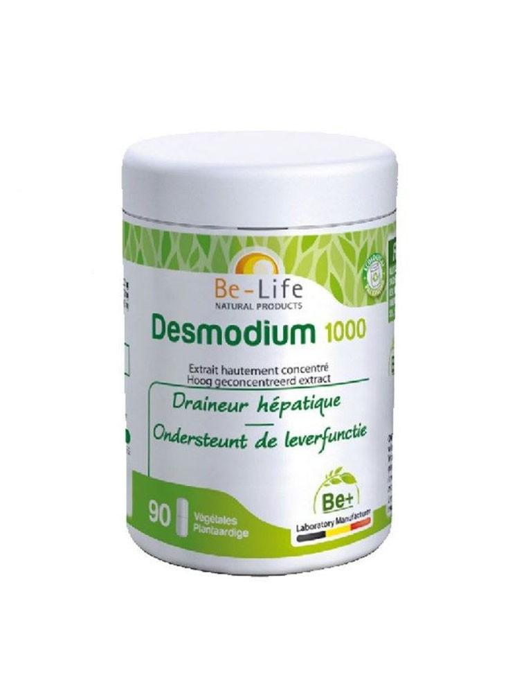 Desmodium 1000 - Draineur hépatique 90 gélules - Be-Life