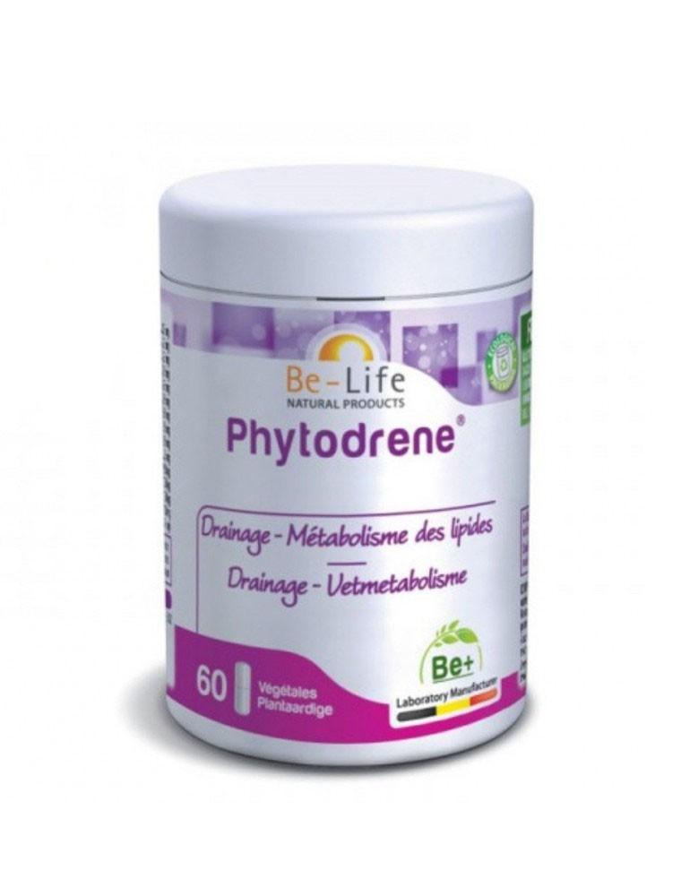 Phytodrene Desmodium et Artichaut - Foie et Lipides 60 gélules - Be-Life