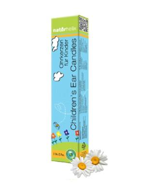 Bougies auriculaires Enfants - Camomille 2 pièces - Naturhelix