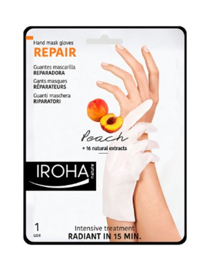 Masque Gants Mains - Réparation 1 soin - Iroha Nature