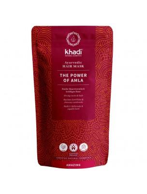 The Power of Amla Bio - Masque capillaire ayurvédique 50 grammes - Khadi