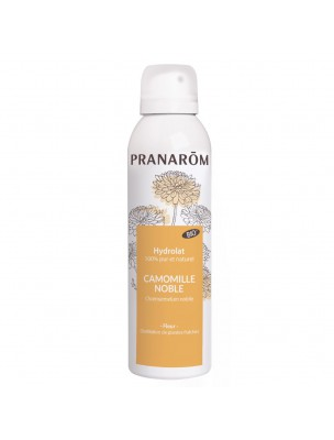 Camomille noble Bio - Hydrolat de Chamaemelum nobile 150 ml - Pranarôm