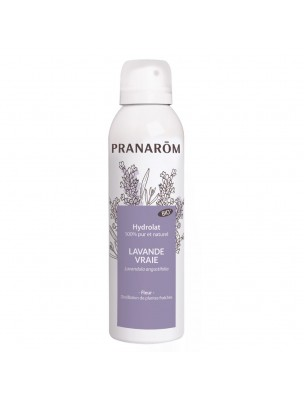 Lavande vraie Bio - Hydrolat de Lavandula angustifolia 150 ml - Pranarôm