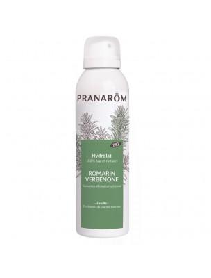 Romarin verbénone Bio - Hydrolat de Rosmarinus officinalis ct verbenone 150 ml - Pranarôm