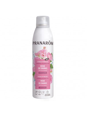 Rose de Damas Bio - Hydrolat de Rosa damascena 170 ml - Pranarôm