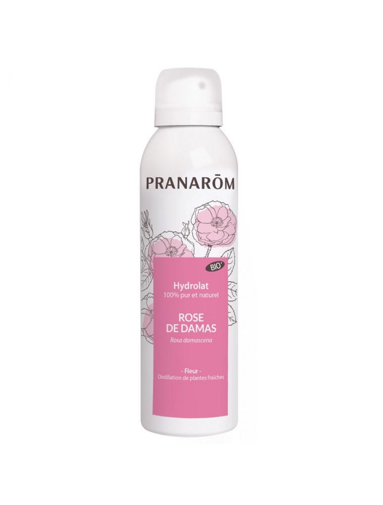 Rose de Damas Bio - Hydrolat de Rosa damascena 150 ml - Pranarôm