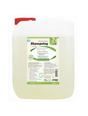 Shampoing à la camomille et Aloé vera - Chiens et Chats 5 Litres - AniBio